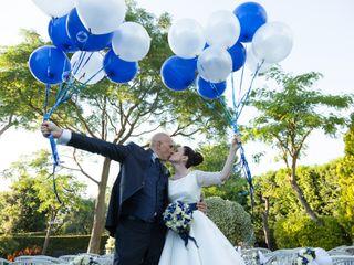 Le nozze di Sonia e Fabio Massimo 1