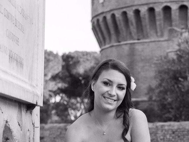 Il matrimonio di Fabrizio e Claudia a Roma, Roma 5