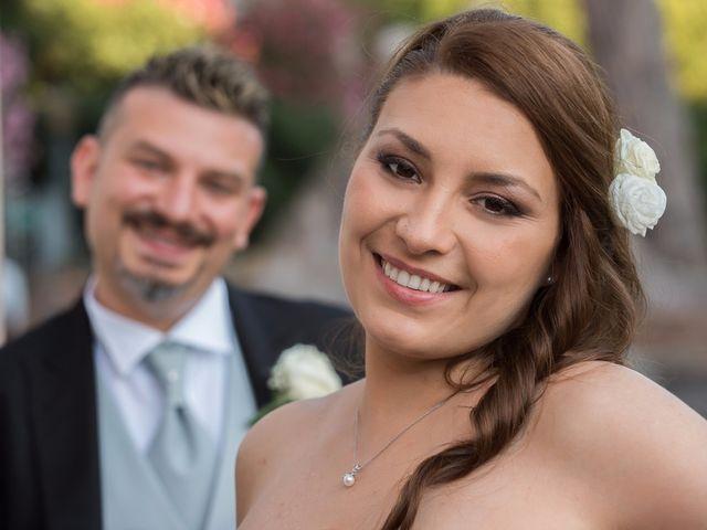 Il matrimonio di Fabrizio e Claudia a Roma, Roma 1