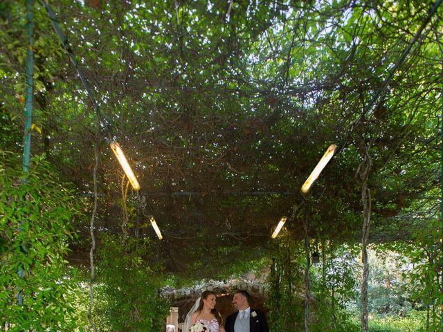 Il matrimonio di Fabrizio e Claudia a Roma, Roma 11