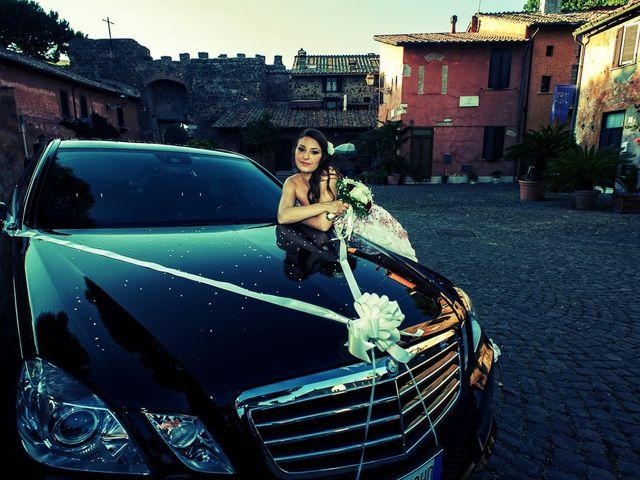Il matrimonio di Fabrizio e Claudia a Roma, Roma 12