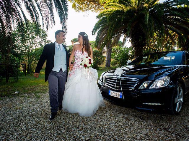 Il matrimonio di Fabrizio e Claudia a Roma, Roma 13