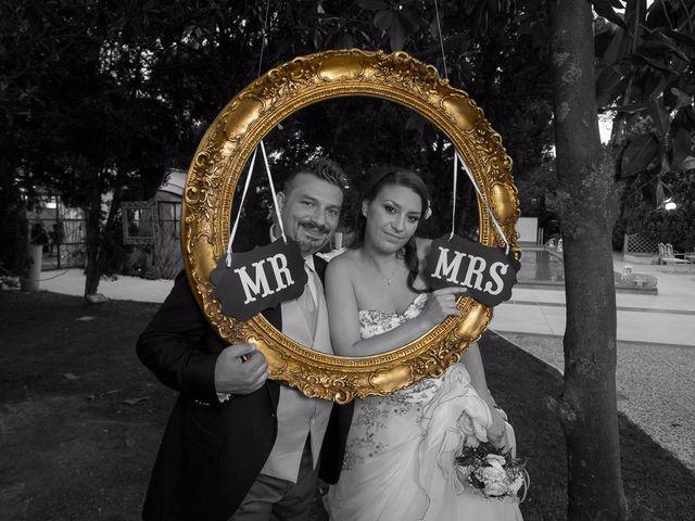 Il matrimonio di Fabrizio e Claudia a Roma, Roma 14