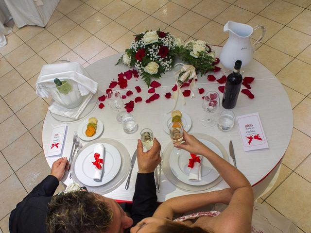 Il matrimonio di Fabrizio e Claudia a Roma, Roma 15