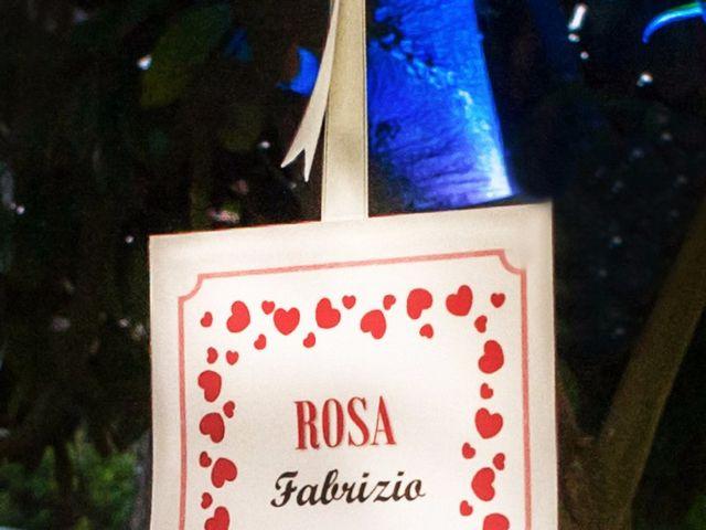 Il matrimonio di Fabrizio e Claudia a Roma, Roma 16