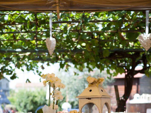 Il matrimonio di Stefano e Maria Francesca a Longiano, Forlì-Cesena 7