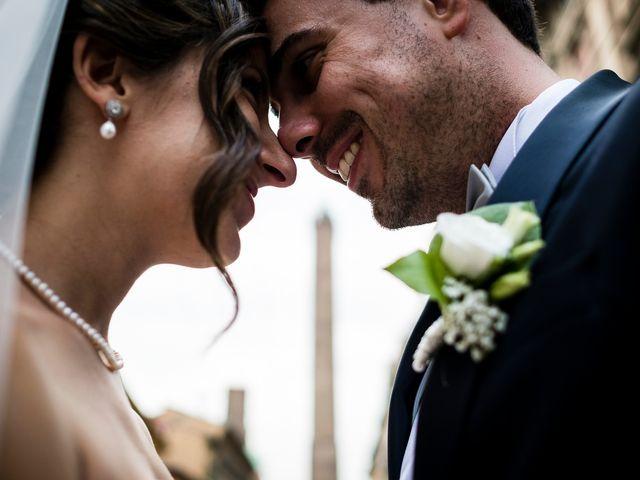 Il matrimonio di Riccardo e Denise a Bologna, Bologna 1