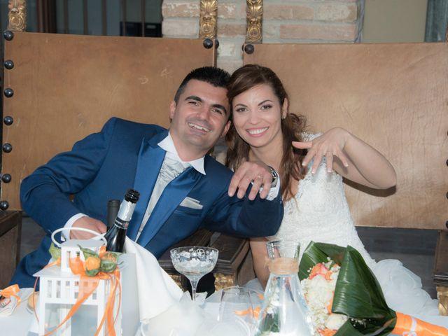 Il matrimonio di Alessandro e Maria a Noceto, Parma 3