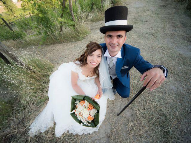 Il matrimonio di Alessandro e Maria a Noceto, Parma 6
