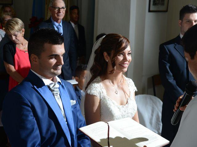 Il matrimonio di Alessandro e Maria a Noceto, Parma 8