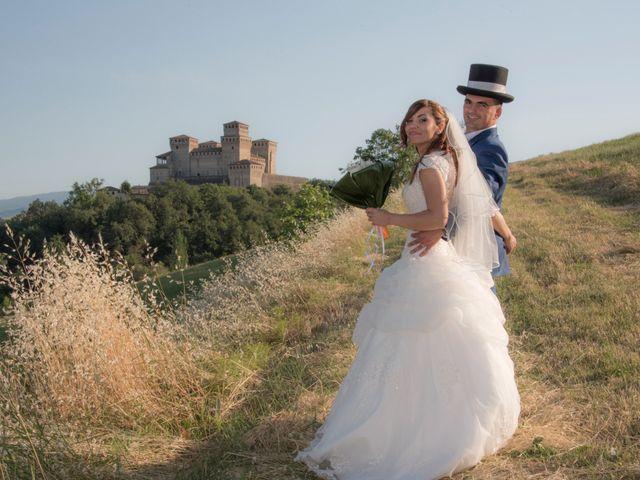 Il matrimonio di Alessandro e Maria a Noceto, Parma 11