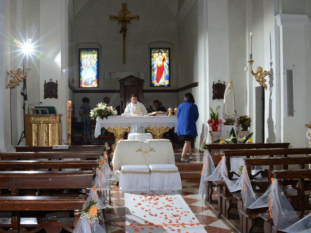 Il matrimonio di Alessandro e Maria a Noceto, Parma 15