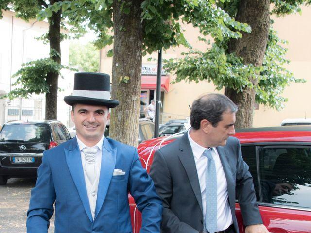 Il matrimonio di Alessandro e Maria a Noceto, Parma 16