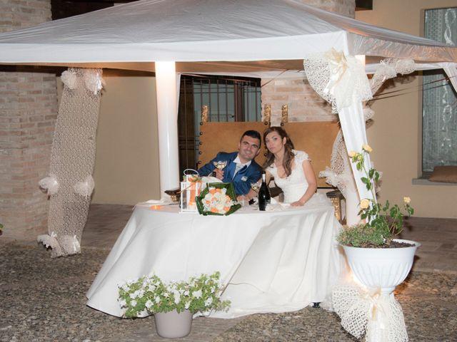 Il matrimonio di Alessandro e Maria a Noceto, Parma 18