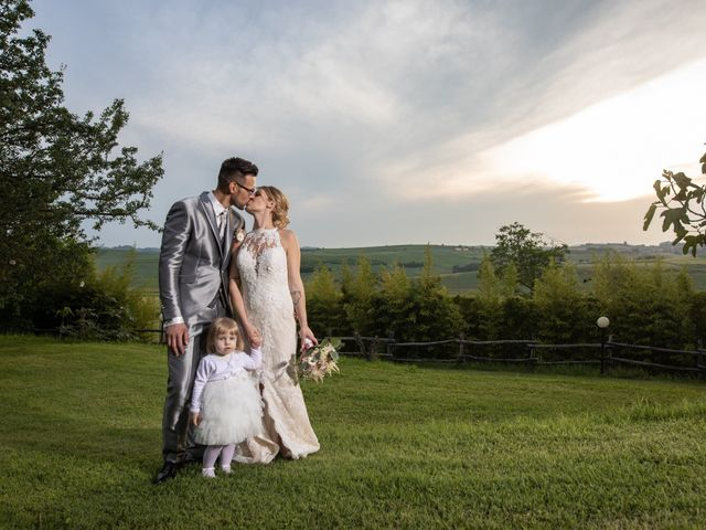 le nozze di Valeria e Samuel