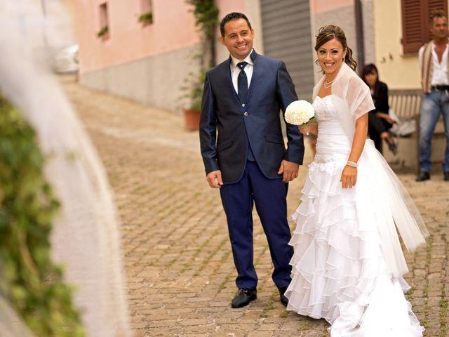 Il matrimonio di Alessio e Claudia a Rosora, Ancona 4