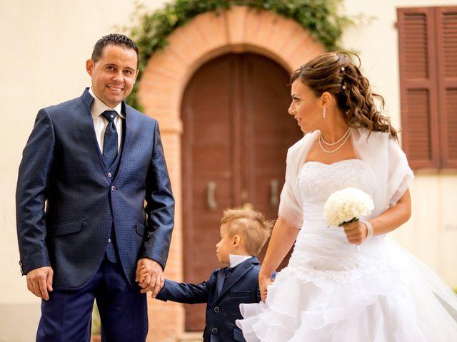 Il matrimonio di Alessio e Claudia a Rosora, Ancona 5