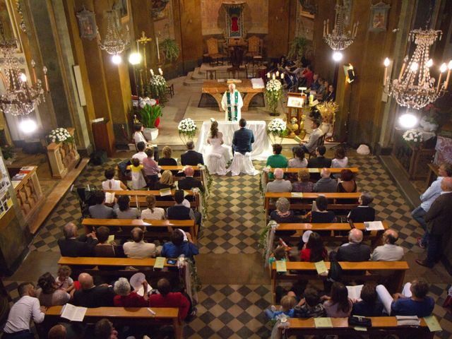 Il matrimonio di Alessio e Claudia a Rosora, Ancona 6