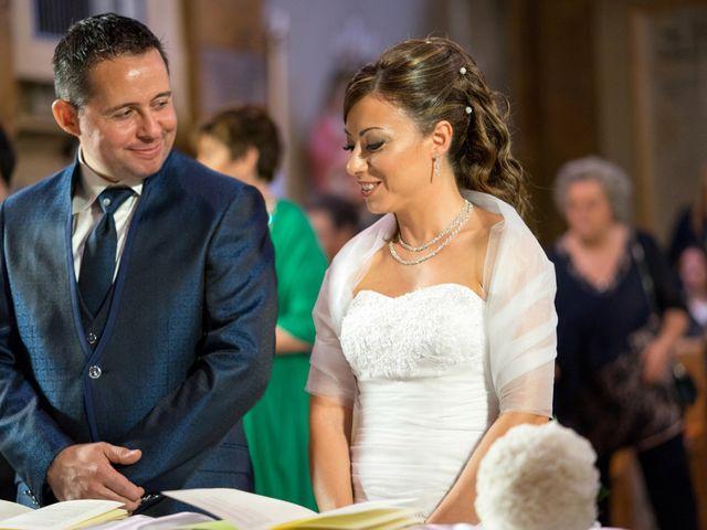 Il matrimonio di Alessio e Claudia a Rosora, Ancona 7