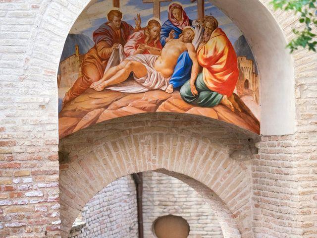 Il matrimonio di Alessio e Claudia a Rosora, Ancona 10