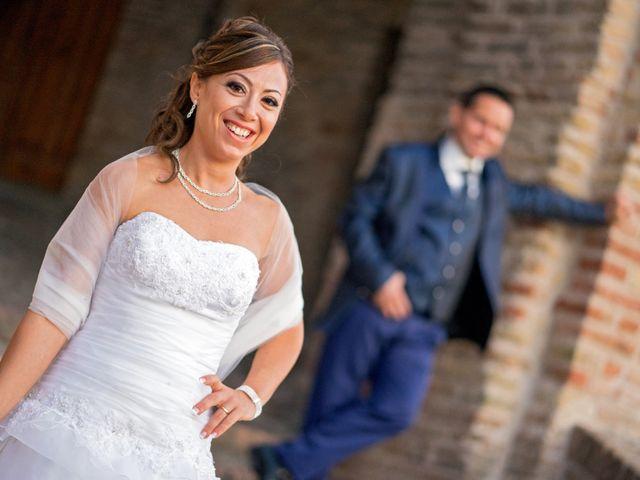 Il matrimonio di Alessio e Claudia a Rosora, Ancona 12