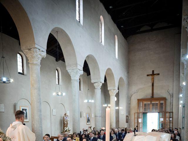 Il matrimonio di Gianluca e Marianna a Capaccio Paestum, Salerno 18