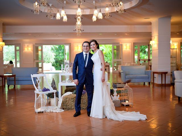 Il matrimonio di Gianluca e Marianna a Capaccio Paestum, Salerno 23