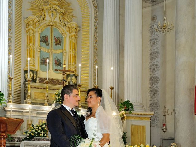Il matrimonio di Giusy e Giuseppe a Piazza Armerina, Enna 3