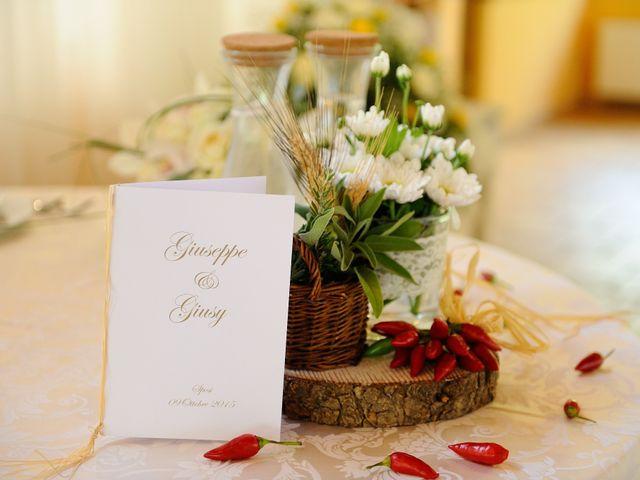 Il matrimonio di Giusy e Giuseppe a Piazza Armerina, Enna 7