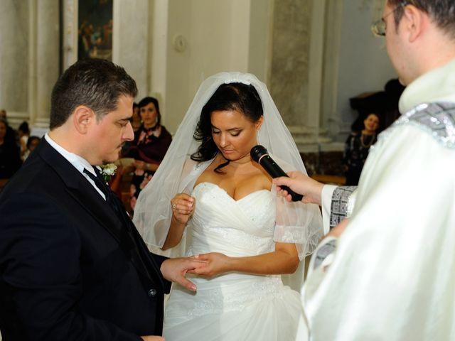 Il matrimonio di Giusy e Giuseppe a Piazza Armerina, Enna 8