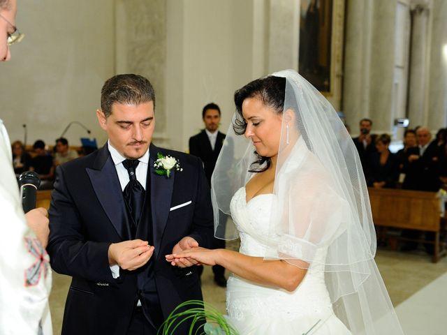 Il matrimonio di Giusy e Giuseppe a Piazza Armerina, Enna 9