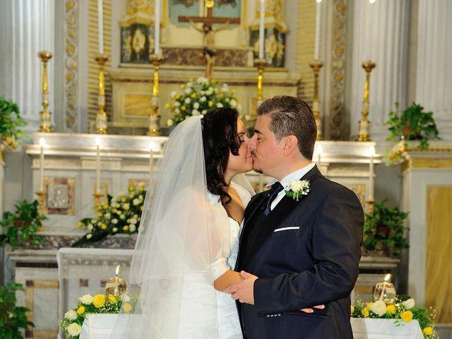 Il matrimonio di Giusy e Giuseppe a Piazza Armerina, Enna 10