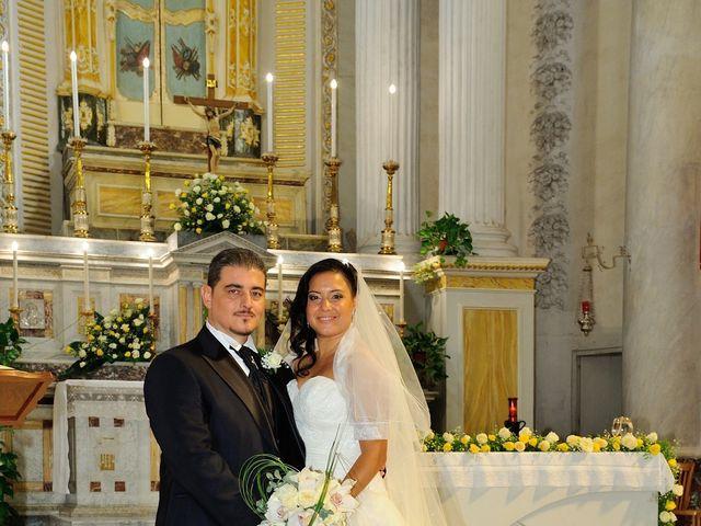 Il matrimonio di Giusy e Giuseppe a Piazza Armerina, Enna 11