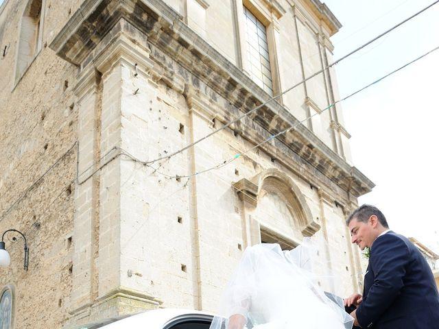 Il matrimonio di Giusy e Giuseppe a Piazza Armerina, Enna 12