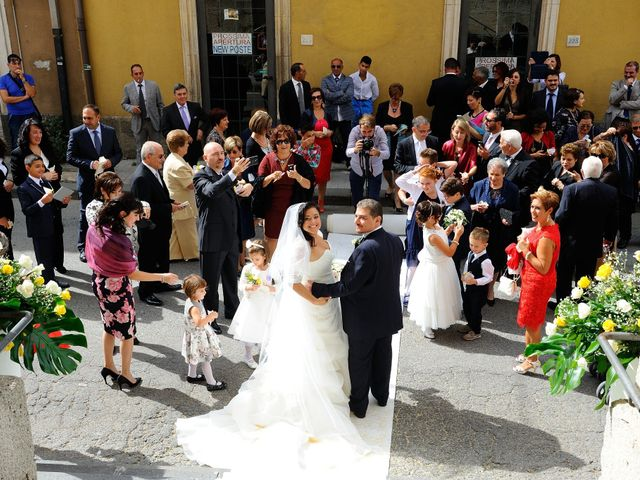Il matrimonio di Giusy e Giuseppe a Piazza Armerina, Enna 30