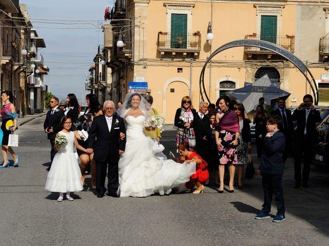 Il matrimonio di Giusy e Giuseppe a Piazza Armerina, Enna 31
