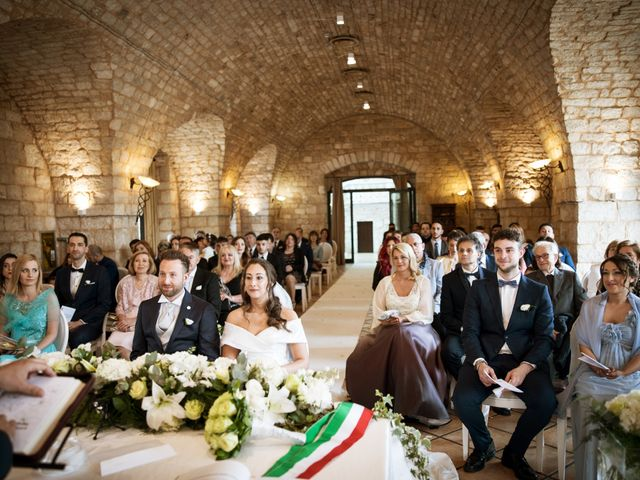 Il matrimonio di Ruben e Sharon a Mesagne, Brindisi 27