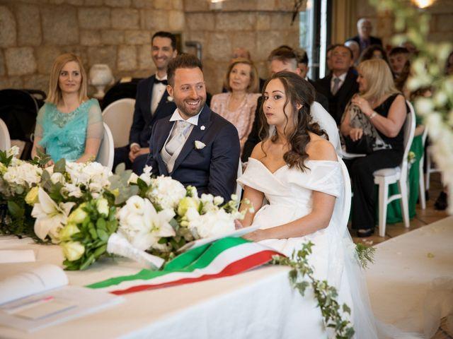 Il matrimonio di Ruben e Sharon a Mesagne, Brindisi 28