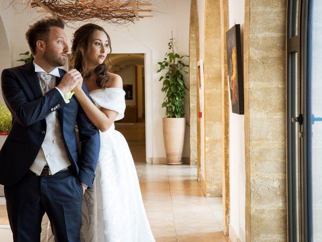 Il matrimonio di Ruben e Sharon a Mesagne, Brindisi 32