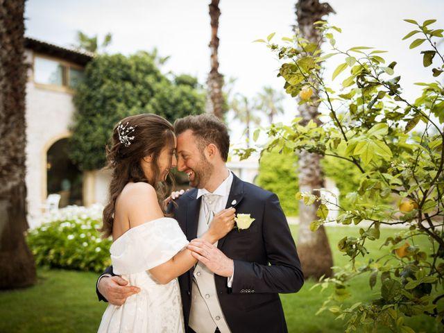 Il matrimonio di Ruben e Sharon a Mesagne, Brindisi 33
