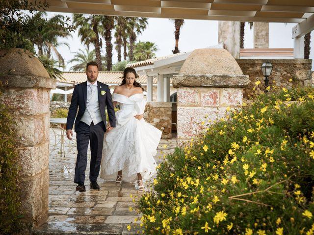 Il matrimonio di Ruben e Sharon a Mesagne, Brindisi 35