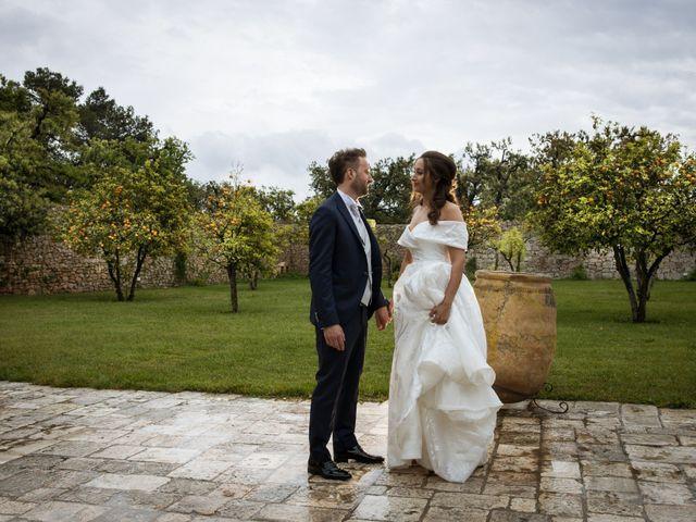 Il matrimonio di Ruben e Sharon a Mesagne, Brindisi 36