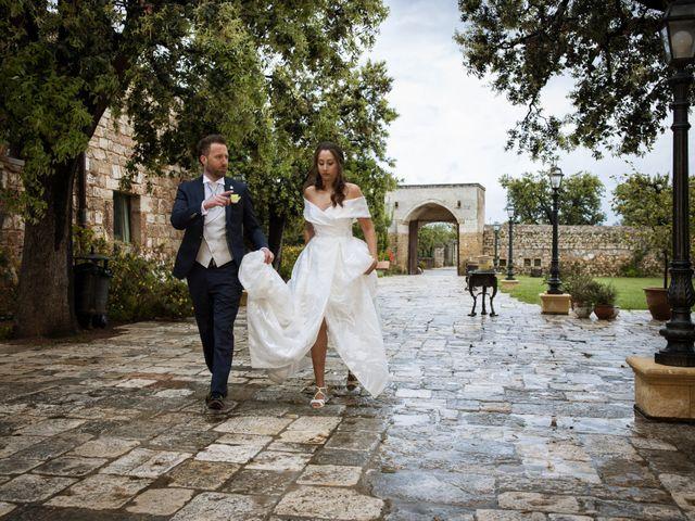 Il matrimonio di Ruben e Sharon a Mesagne, Brindisi 37