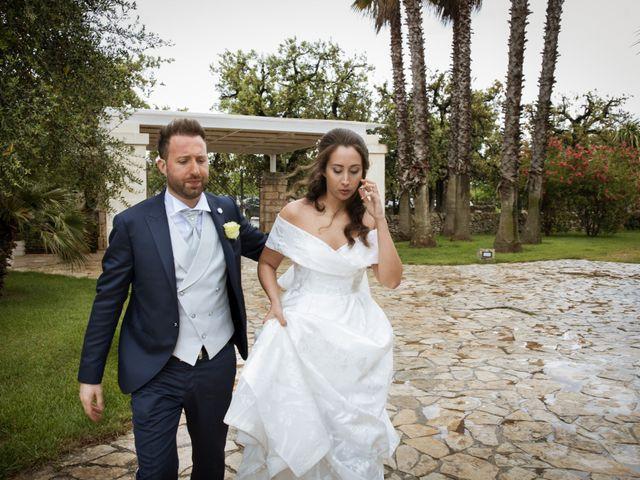 Il matrimonio di Ruben e Sharon a Mesagne, Brindisi 39
