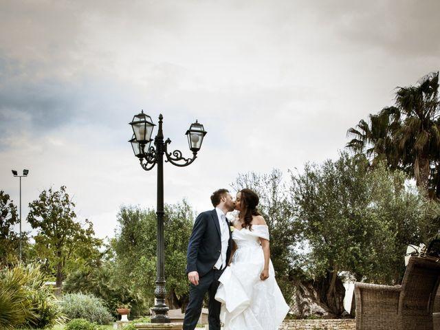 Il matrimonio di Ruben e Sharon a Mesagne, Brindisi 40