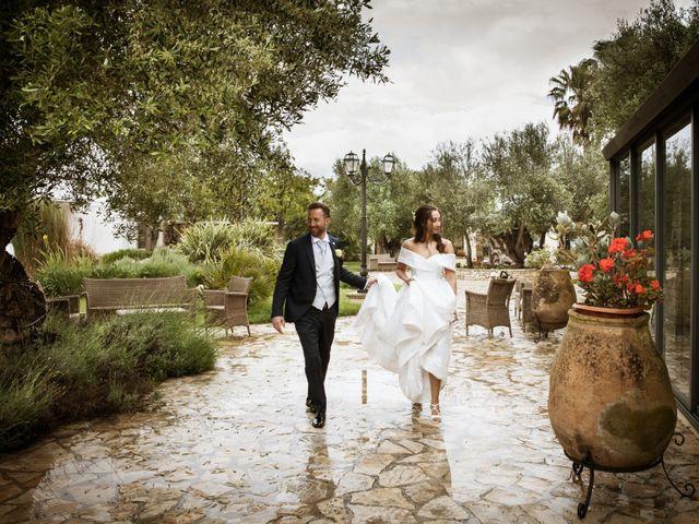 Il matrimonio di Ruben e Sharon a Mesagne, Brindisi 41