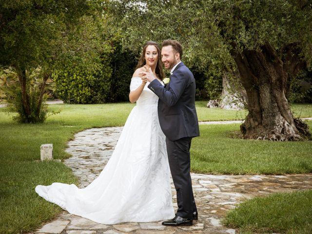 Il matrimonio di Ruben e Sharon a Mesagne, Brindisi 42