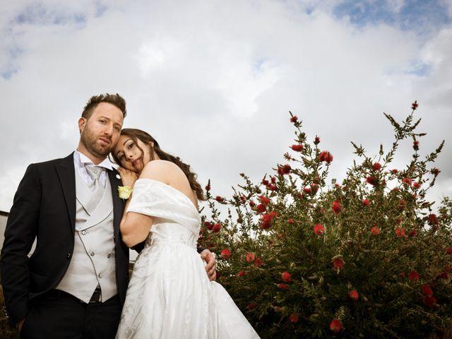Il matrimonio di Ruben e Sharon a Mesagne, Brindisi 44