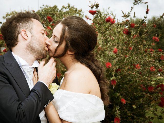 Il matrimonio di Ruben e Sharon a Mesagne, Brindisi 1