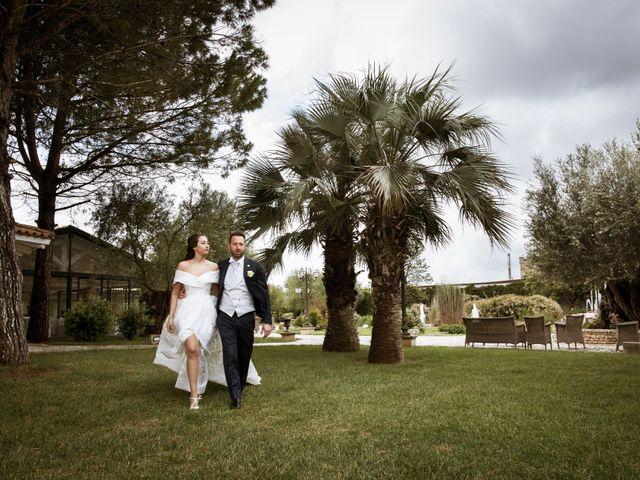 Il matrimonio di Ruben e Sharon a Mesagne, Brindisi 45